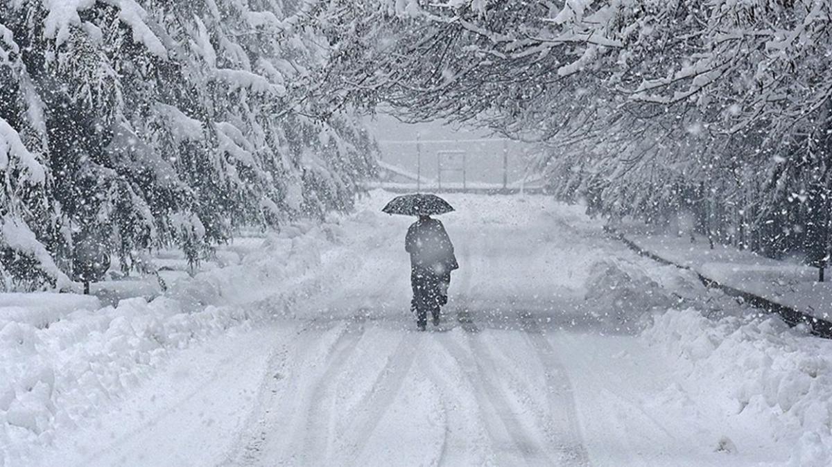 Kar yağışı can aldı: Ölü sayısı 29'a yükseldi