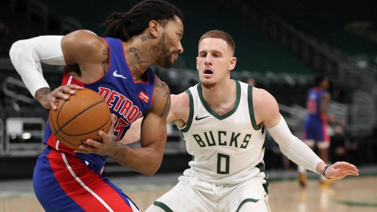 Milwaukee, Detroit'e acımadı! İşte NBA'de gecenin sonuçları