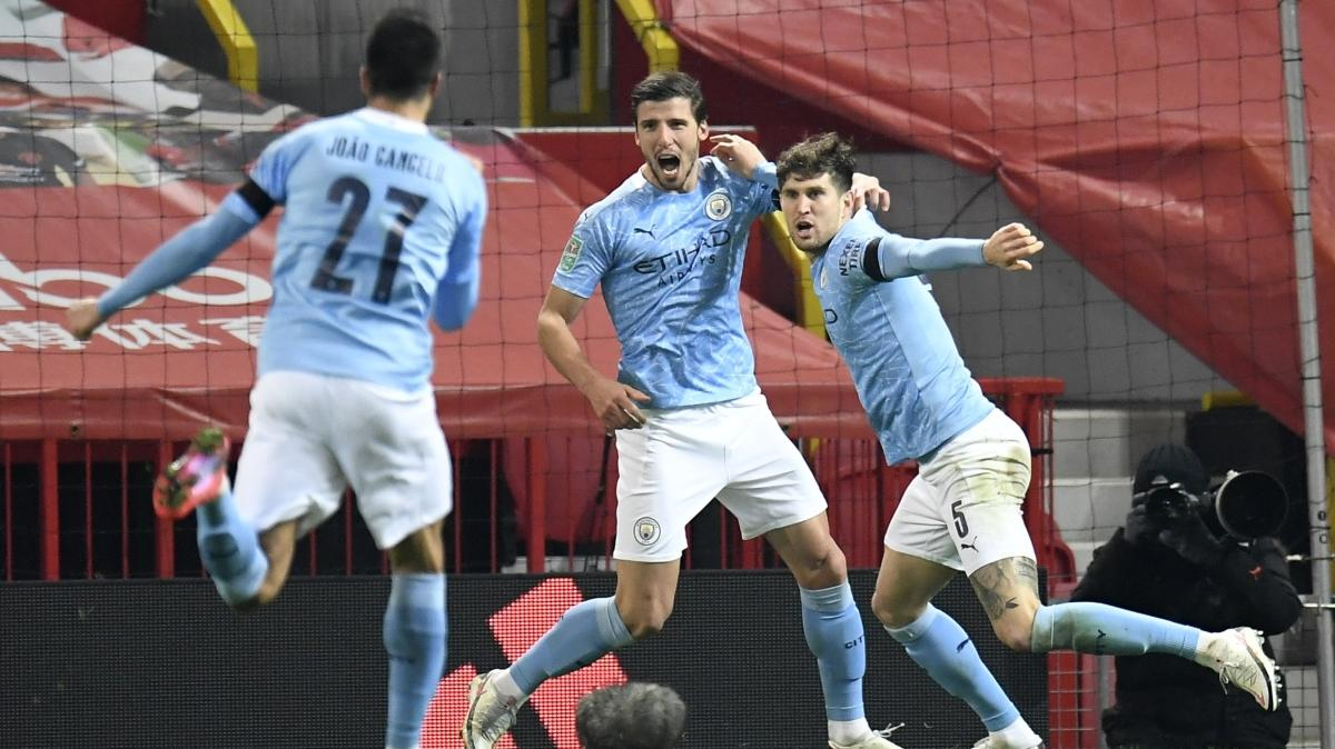 Tottenham'ın finaldeki rakibi Manchester City oldu