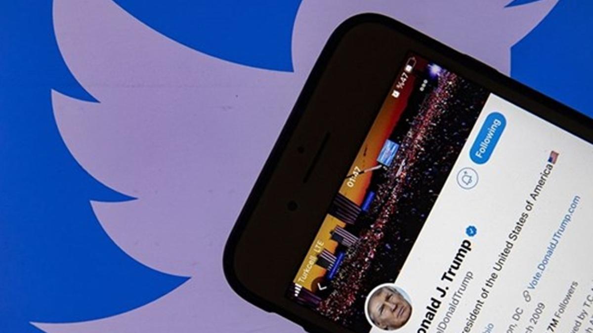 Trump'ın Twitter, Facebook ve Instagram hesapları kilitlendi