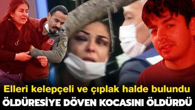 Antalya'da vahşet! Melek İpek kendisini kelepçe takıp çıplak halde döven kocasını öldürdü