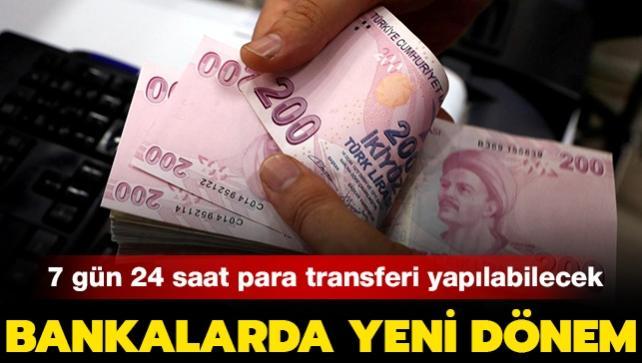 Para transferinde yeni dönem başladı: FAST sistemi kullanıma açıldı