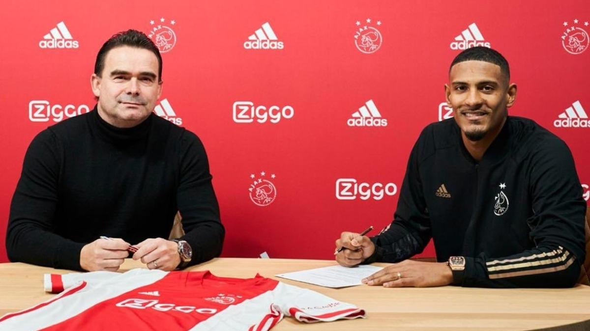 Ajax, Sebastien Haller'i kadrosuna kattı