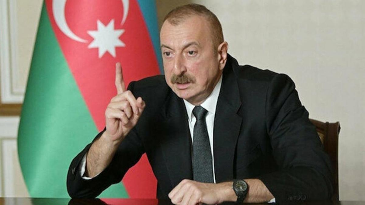 Aliyev'den Ermenistan'a uyarı: Provokatif her adımda bedelini ağır ödersiniz