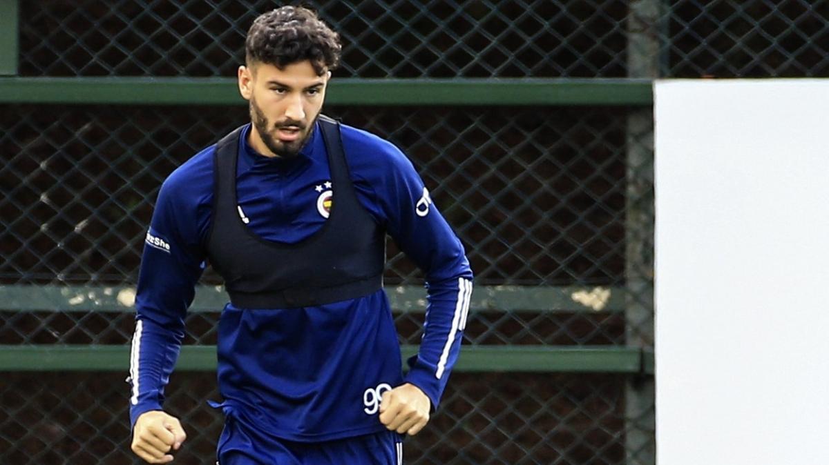 Fenerbahçe'de Kemal Ademi takımla çalışmalara başladı