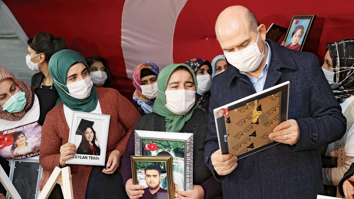 İçişleri Bakanı Soylu: PKK ve HDP'nin maskesini düşürdünüz... Cumhurbaşkanımız yakında yanınızda
