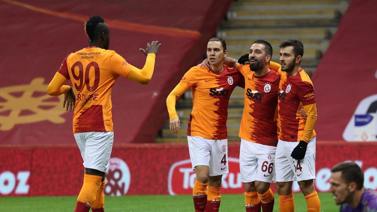 İşte 2021 model Galatasaray
