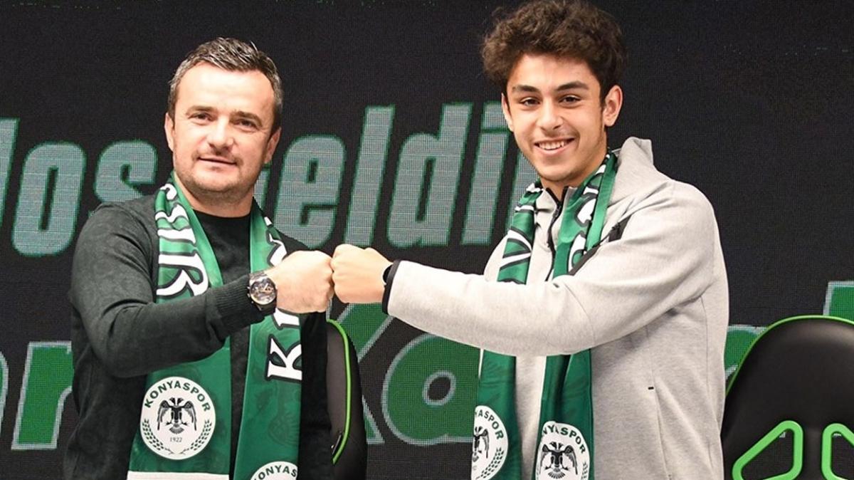 İttifak Holding Konyaspor'dan 3 transfer birden