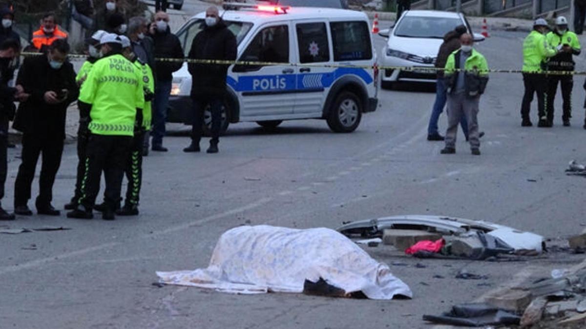 Samsun'da korkunç kaza: Ölü ve yaralılar var