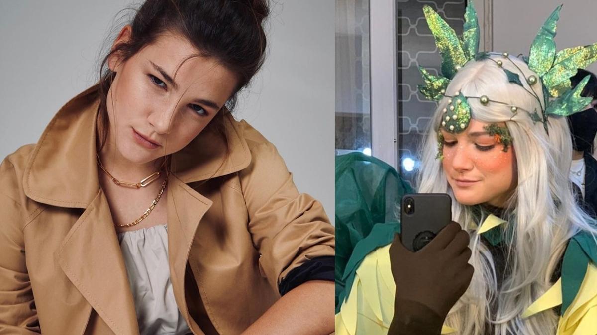 Survivor Nisa Bölükbaşı Sihirli Annem'in Venüs Avokado Perisi oldu