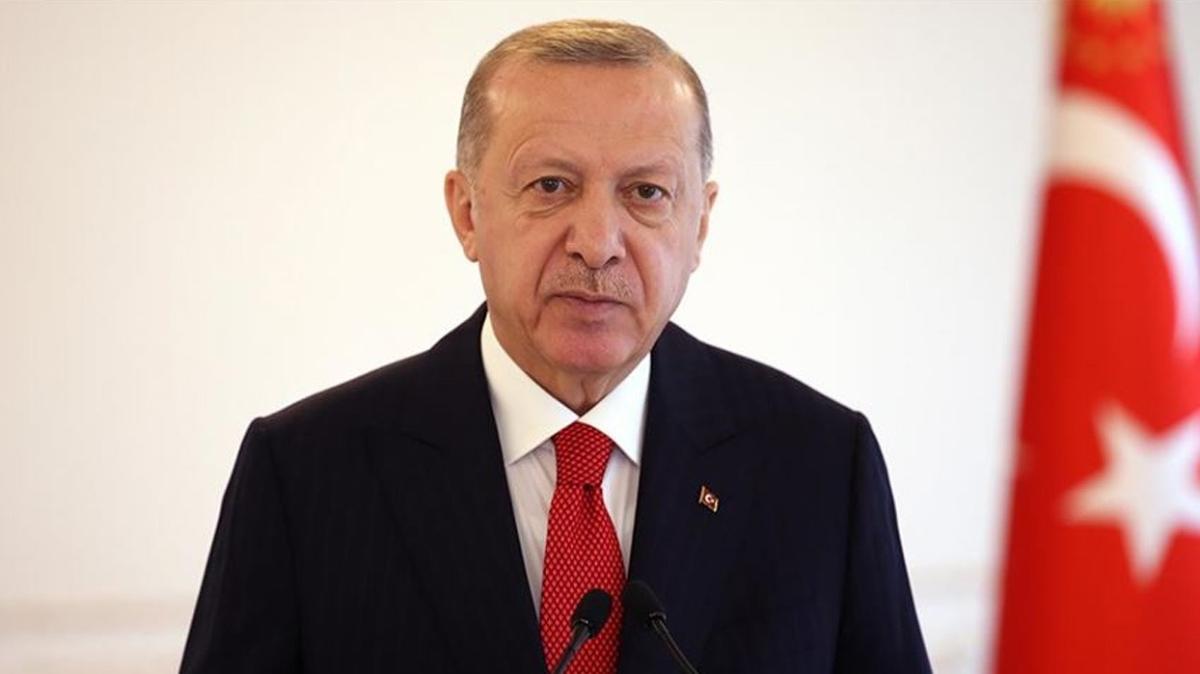 Başkan Erdoğan şehit annesine başsağlığı diledi
