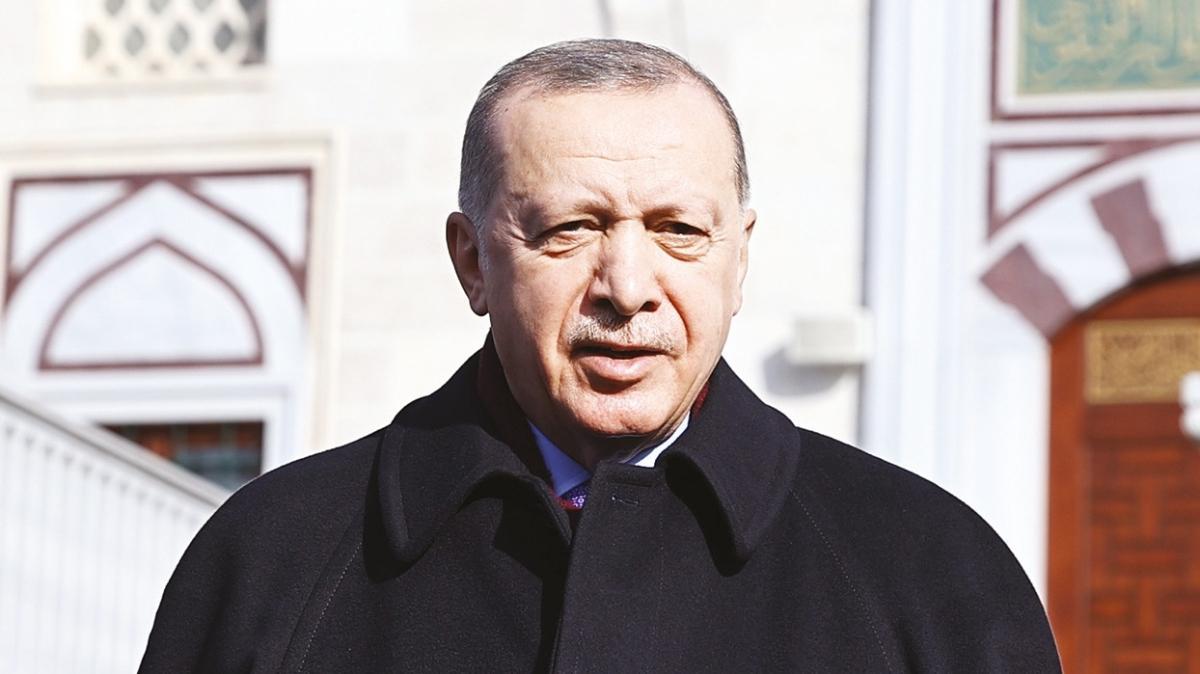 Başkan Erdoğan: Ziyaretlerim devam edecek