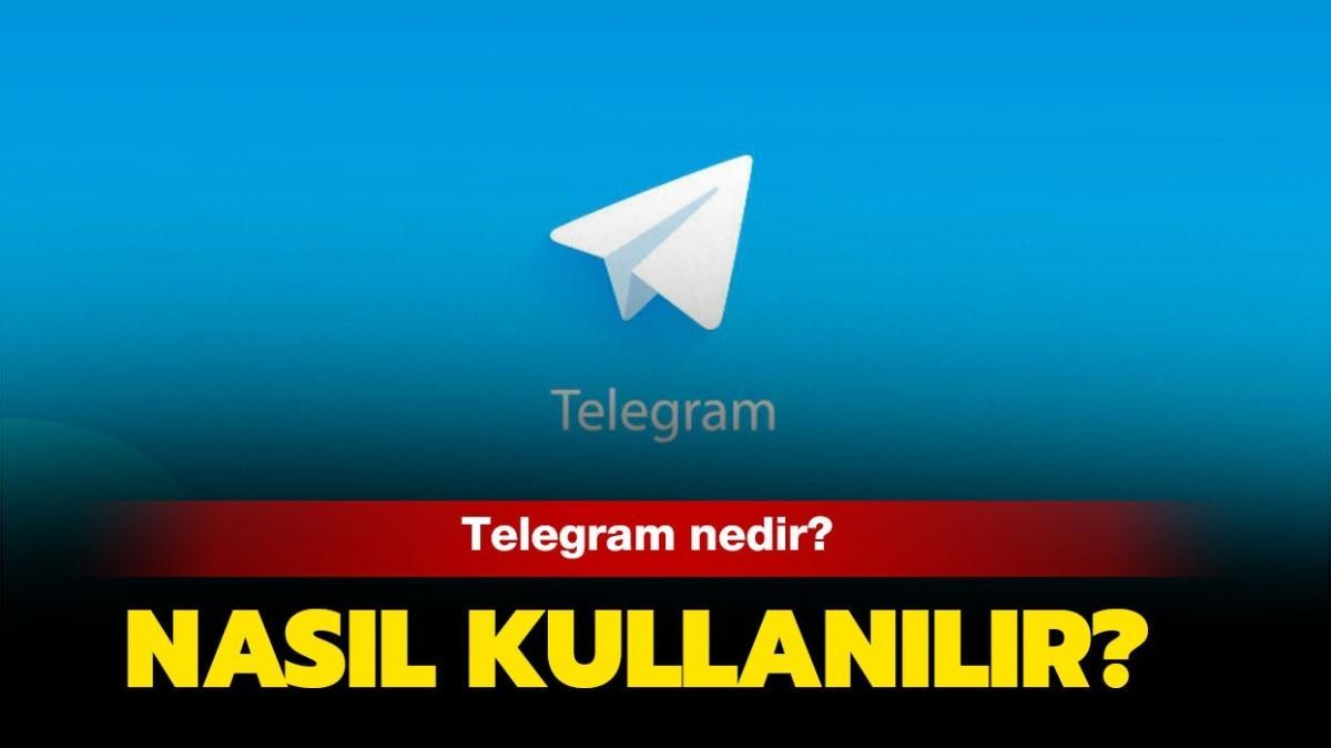 """Telegram ücretli mi, güvenli midir""""  Telegram nedir, nasıl indirilir"""""""