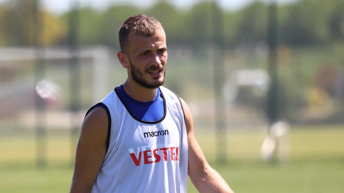 Trabzonspor'dan Abdulkadir Parmak'ın ayrılık talebine ret