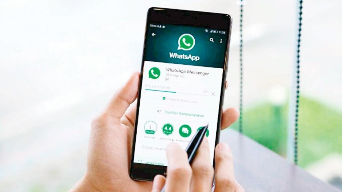 Whatsapp'tan çifte standart uygulama