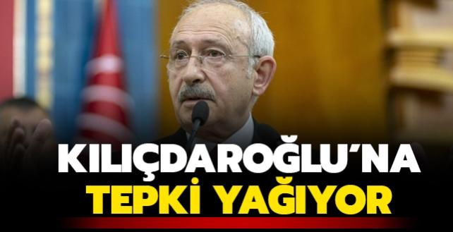 """Kılıçdaroğlu'nın """"sözde Cumhurbaşkanı"""" ifadesine tepki yağıyor"""