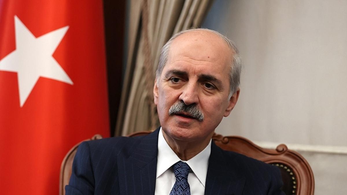 AK Parti Genel Başkanvekili Kurtulmuş: Kılıçdaroğlu'na en büyük cevabı 2023'te millet verecek