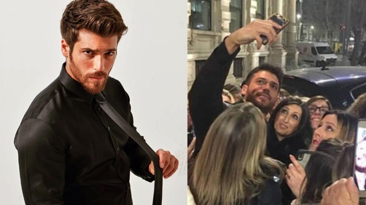 Can Yaman'a büyük şok! Ünlü oyuncuya İtalya'da 400 Euro sosyal mesafe cezası kesildi