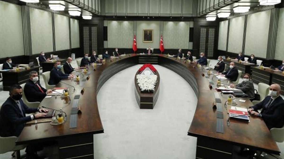 Cumhurbaşkanlığı Kabinesi yarın Beştepe'de toplanıyor