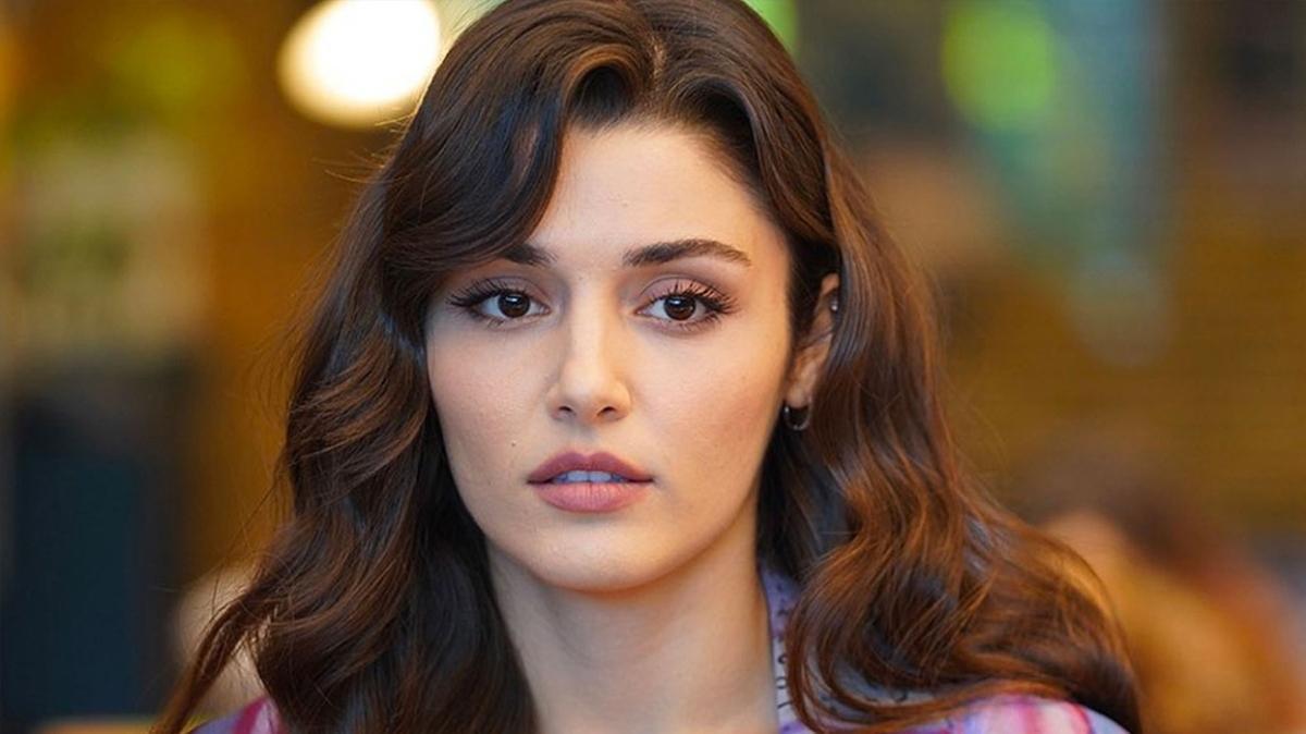 Hande Erçel'den duygu dolu paylaşım: 'Seni çok özledim'