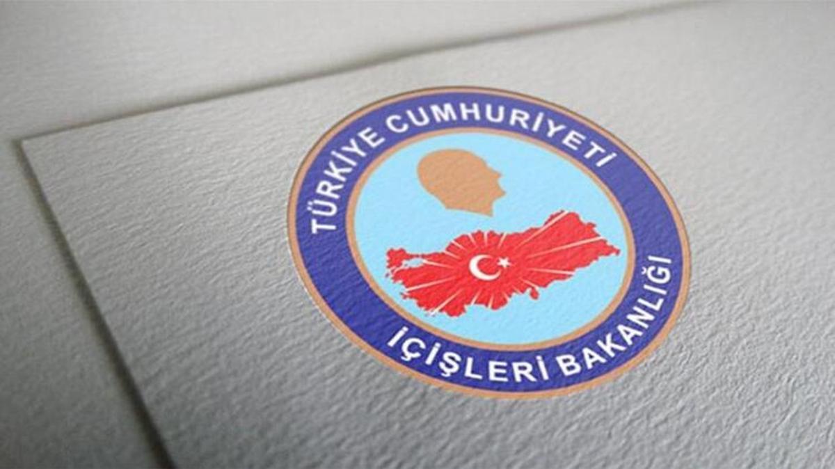 İçişleri Bakanlığı 1.772 sözleşmeli personel alımı yapacağını duyurdu