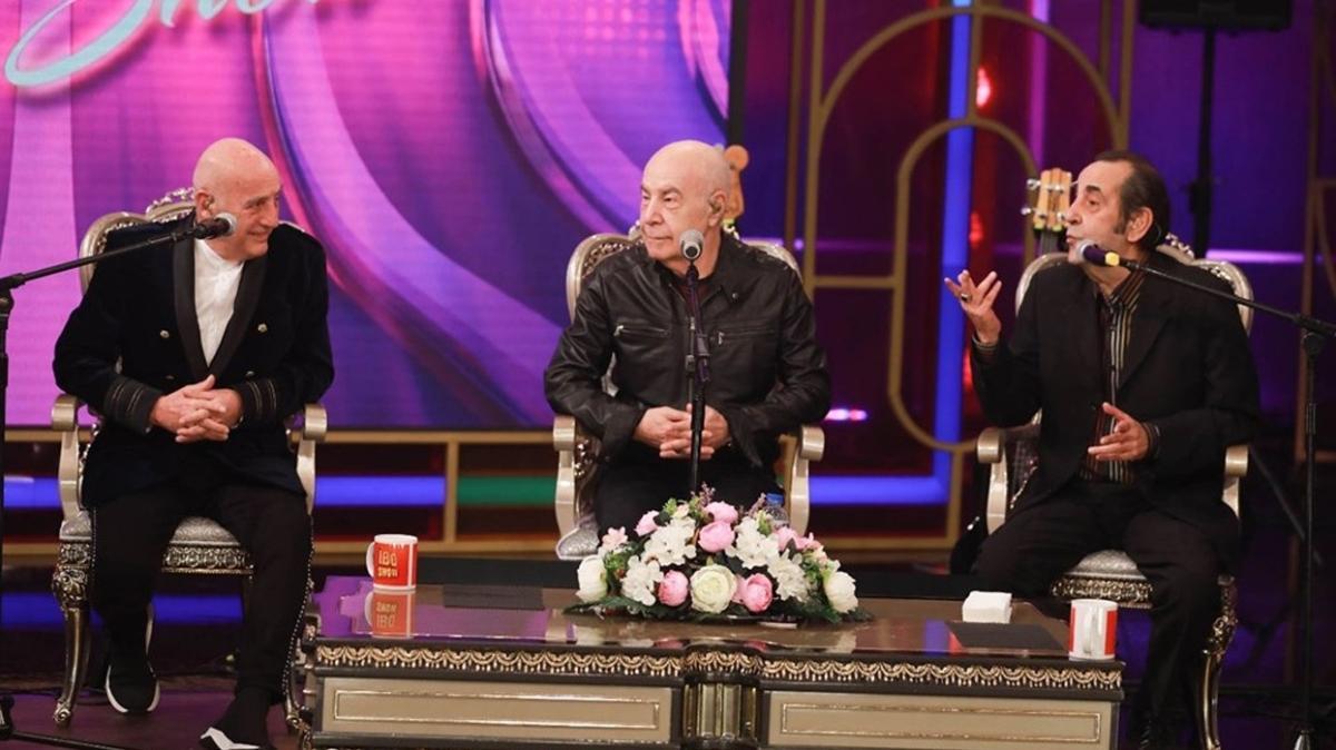 """Mazhar Alanson ilk kez İbo Show'da açıkladı! """"Dede oldum"""""""