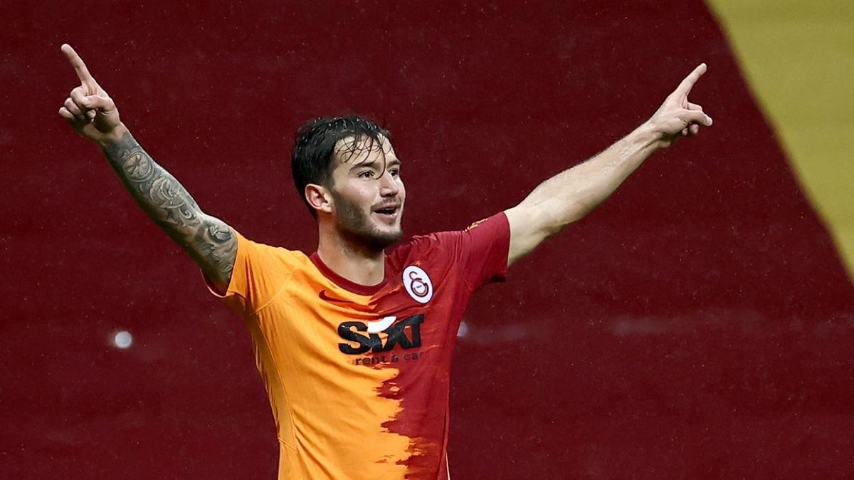TFF'den Galatasaray'a Oğulcan Çağlayan cezası