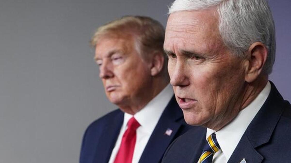 Trump'ın aksine yardımcısı Pence başkanlık devri törenine katılacak