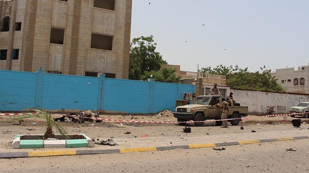 Yemen'deki patlamalarda ölü sayısı 28'e çıktı
