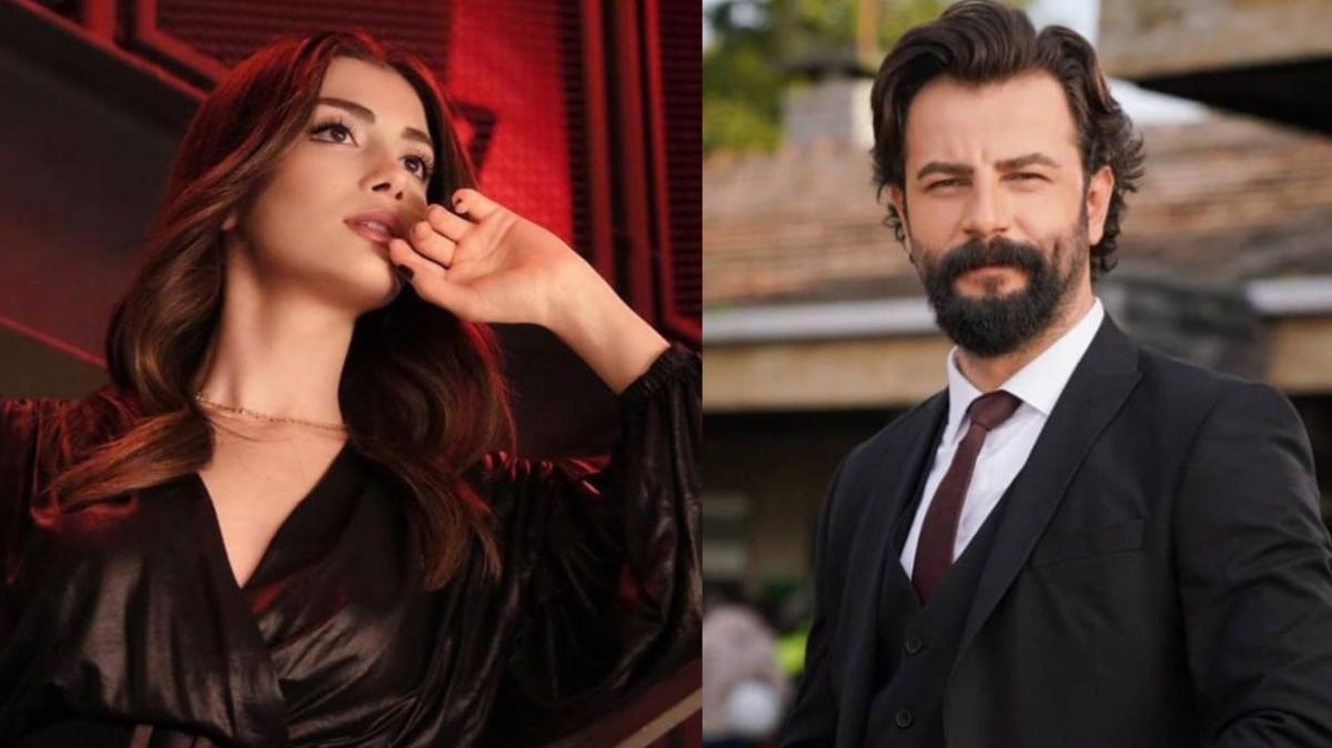 Yemin dizisinin Reyhan'ı Özge Yağız ile nikah masasına oturmaya hazırlanan Gökberk Demirci aşka geldi!