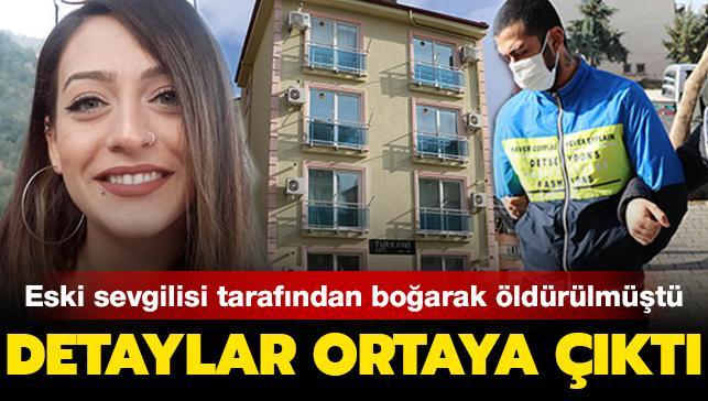 Eski sevgilisi tarafından boğarak öldürülmüştü... Aleyna cinayetinde yeni gelişme!