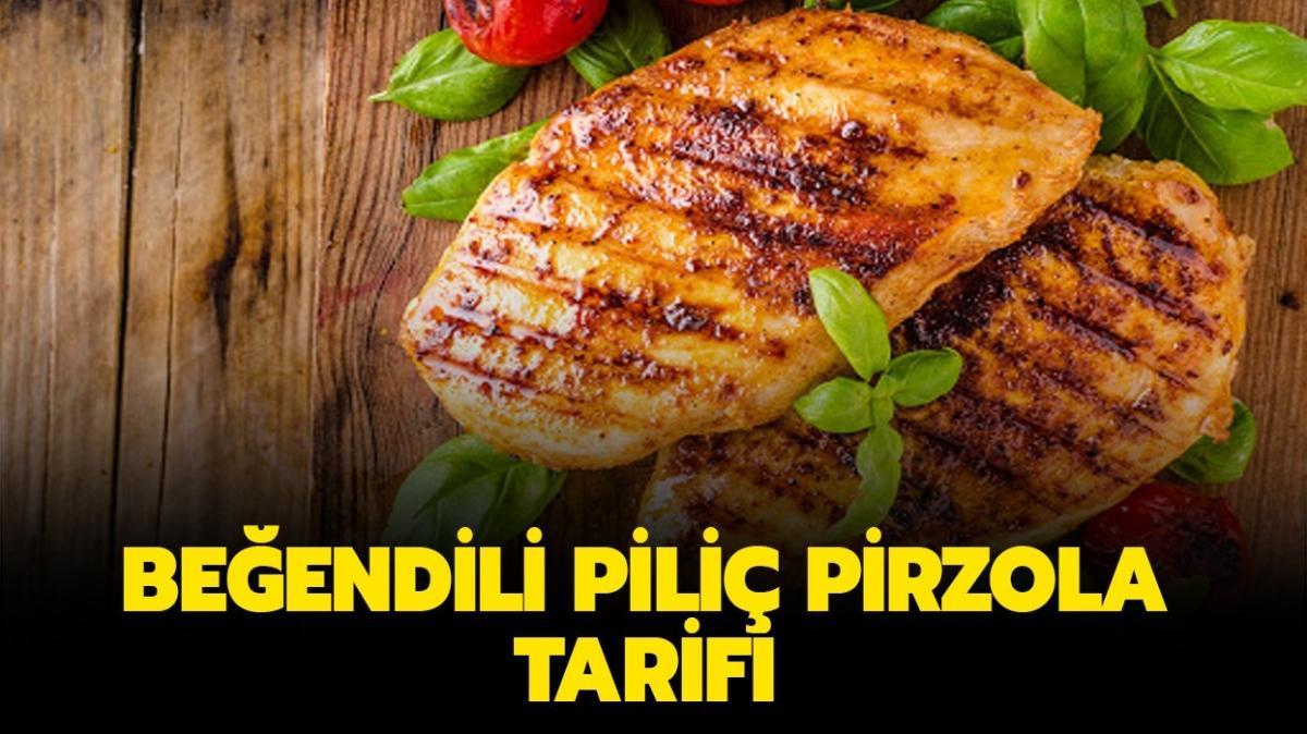 """Beğendili piliç pirzola tarifi! Gelinim Mutfakta beğendili piliç pirzola nasıl yapılır"""""""