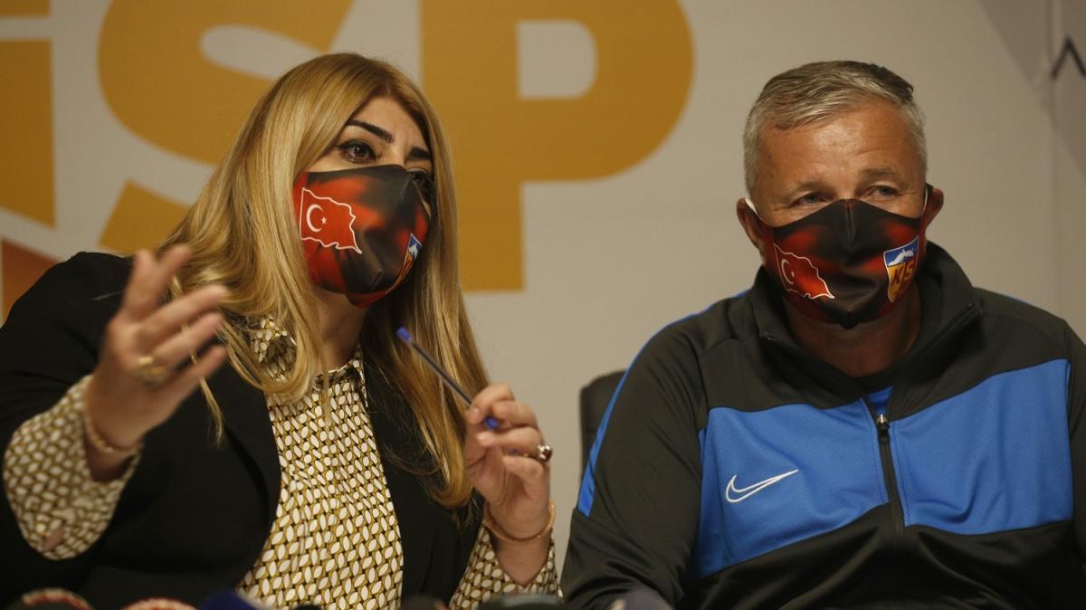 Dan Petrescu Kayserispor'a imzayı attı: Zor bir görev için buraya geldim