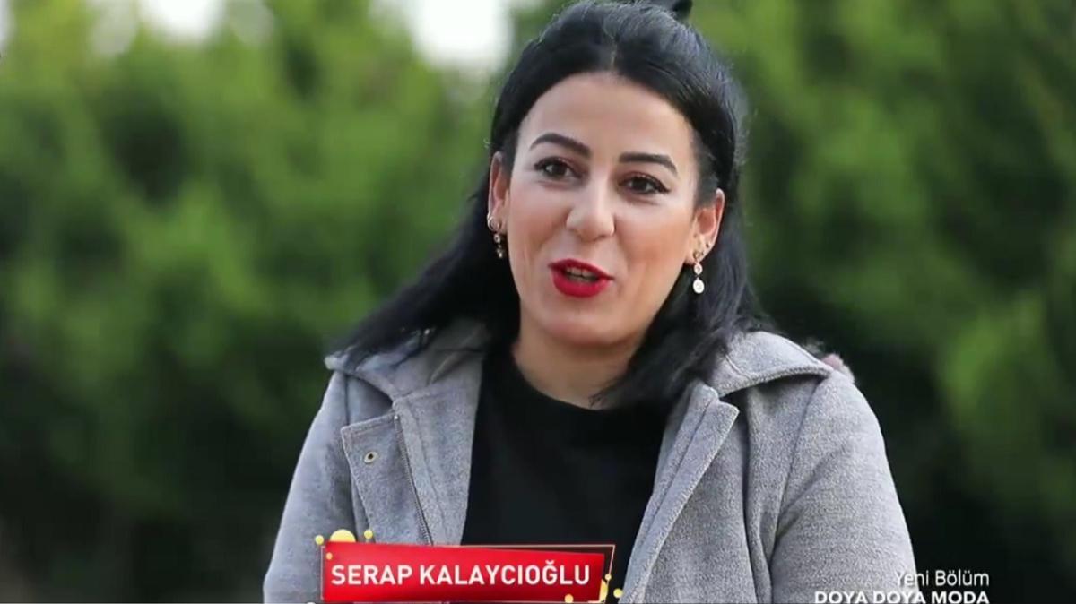 """Doya Doya Moda Serap Kalaycıoğlu kaç yaşında ve nereli"""" Doya Doya Moda Serap kimdir"""""""