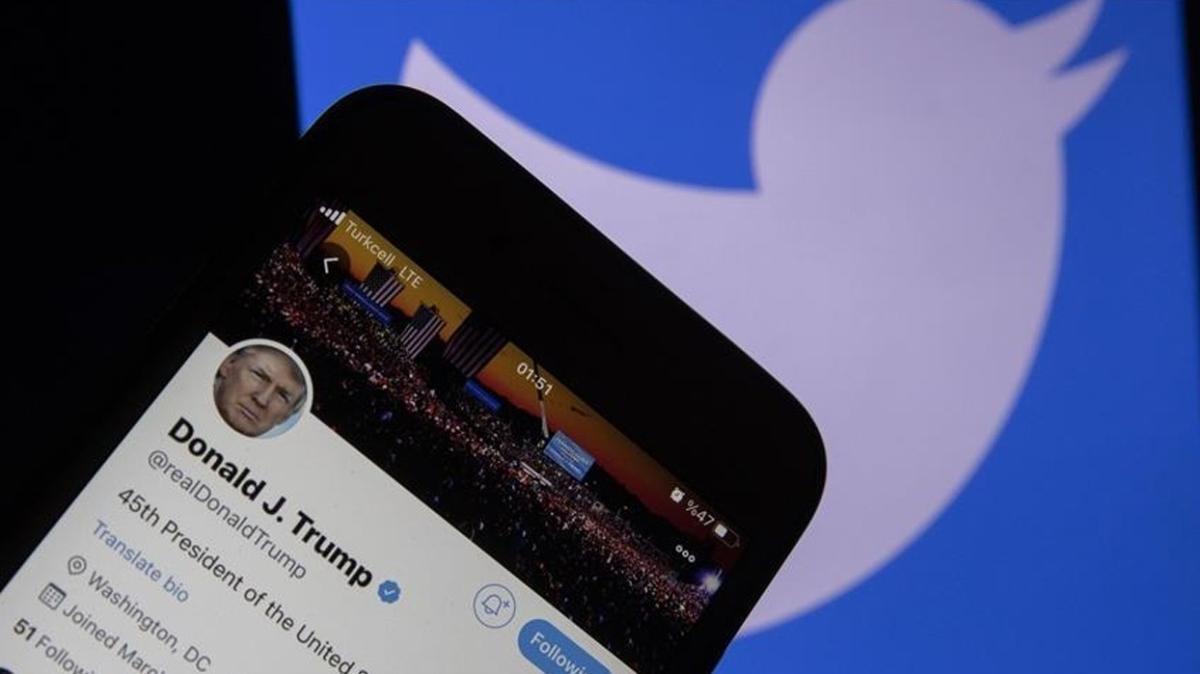 """Fransa'dan, Twitter'ın """"Trump"""" kararına tepki"""
