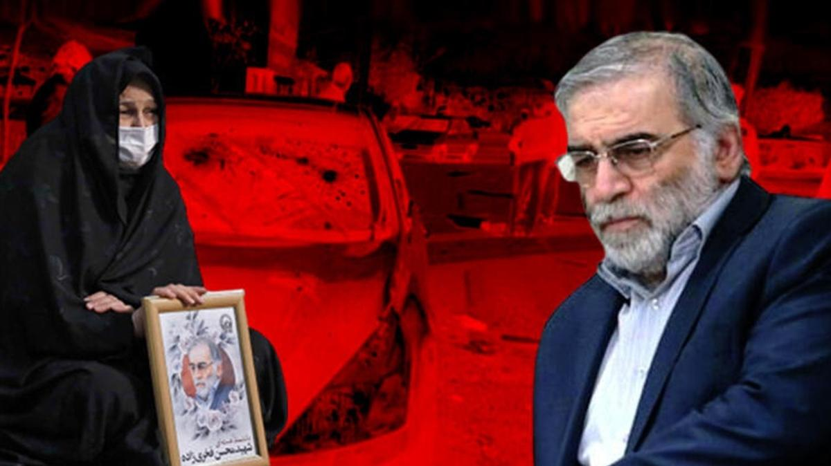 İran'da nükleer bilimcinin öldürülmesi... Kırmızı bülten talep ettiler