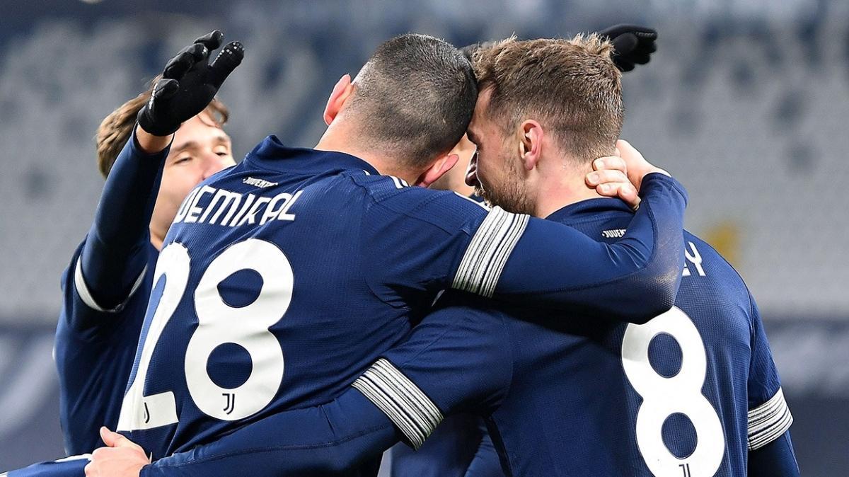 Juventus kazandı; Inter ile Roma yenişemedi