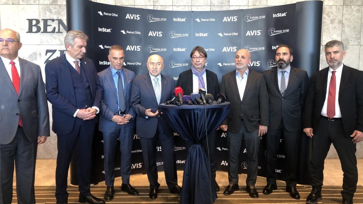 Kulüpler Birliği 13 Ocak'ta toplanma kararı aldı