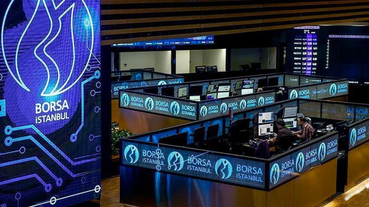 Son dakika haberleri... Borsa rekor seviyeyi gördü: Toplam işlem hacmi 15,7 milyar lira düzeyinde gerçekleşti