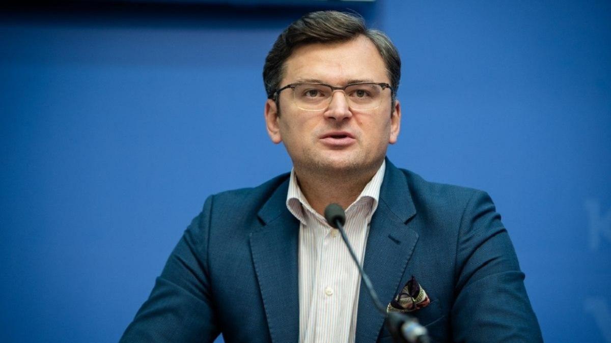 """Ukrayna Dışişleri Bakanı Kuleba'dan Kırım açıklaması: Rusya için """"açık yara"""""""