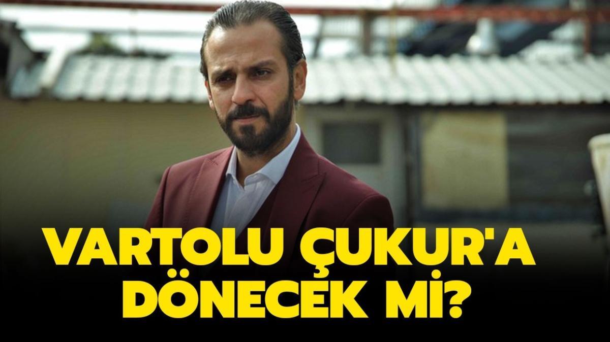 """Vartolu Çukur'a dönecek mi"""" Vartolu Sadettin Çukur'a ne zaman dönecek, diziden ayrıldı mı"""""""