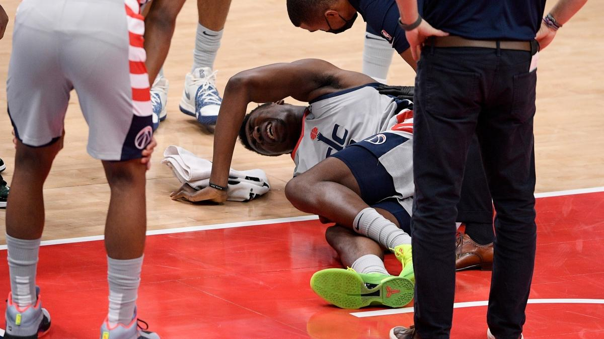 Washington Wizards'a kötü haber! Thomas Bryant sezonu kapattı