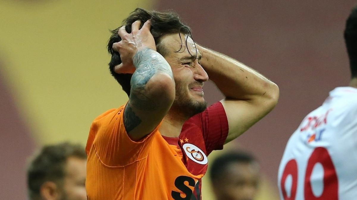 Galatasaray'dan Oğulcan Çağlayan kararı