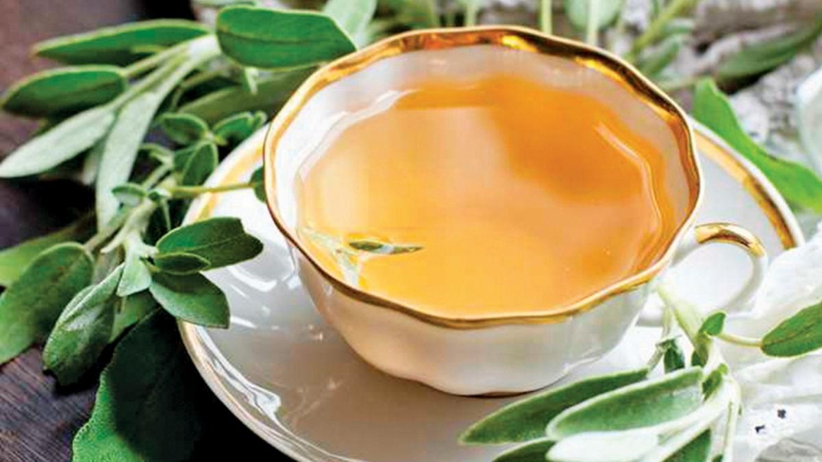 Kovid'e karşı ada çayı kalkanı