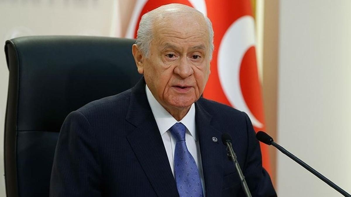MHP Genel Başkanı Devlet Bahçeli: Kemal Kılıçdaroğlu, Türk milletine hakaret etti