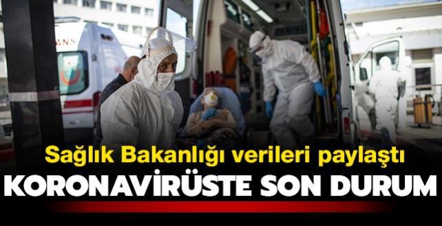 Sağlık Bakanlığı salgında son durumu açıkladı... İşte 13 Ocak koronavirüs tablosu
