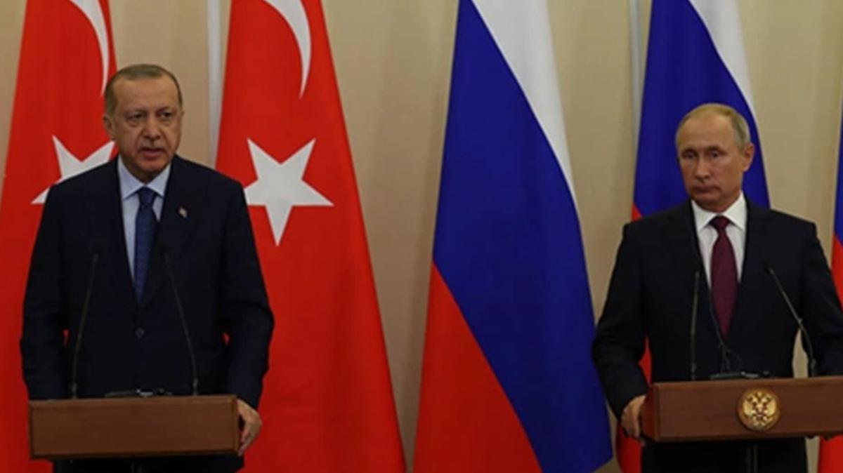 Başkan Erdoğan ve Putin, Karabağ ile ilgili meseleler hakkında telefonda görüştü