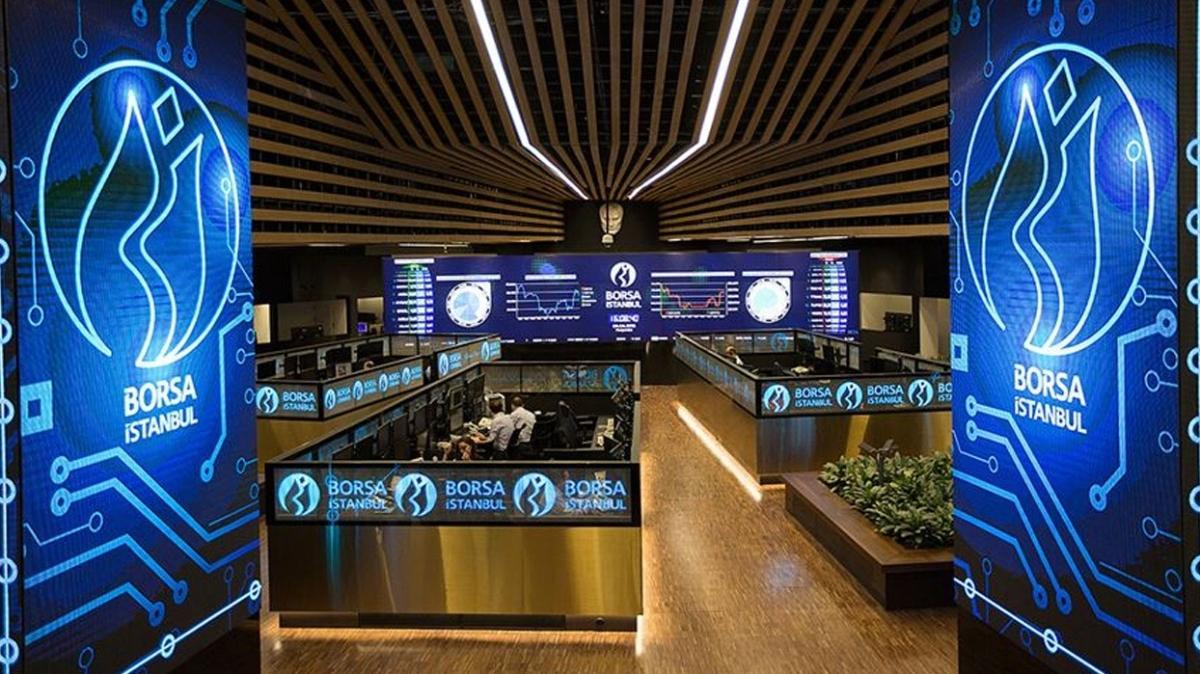 Borsa İstanbul günü rekorlarla tamamladı