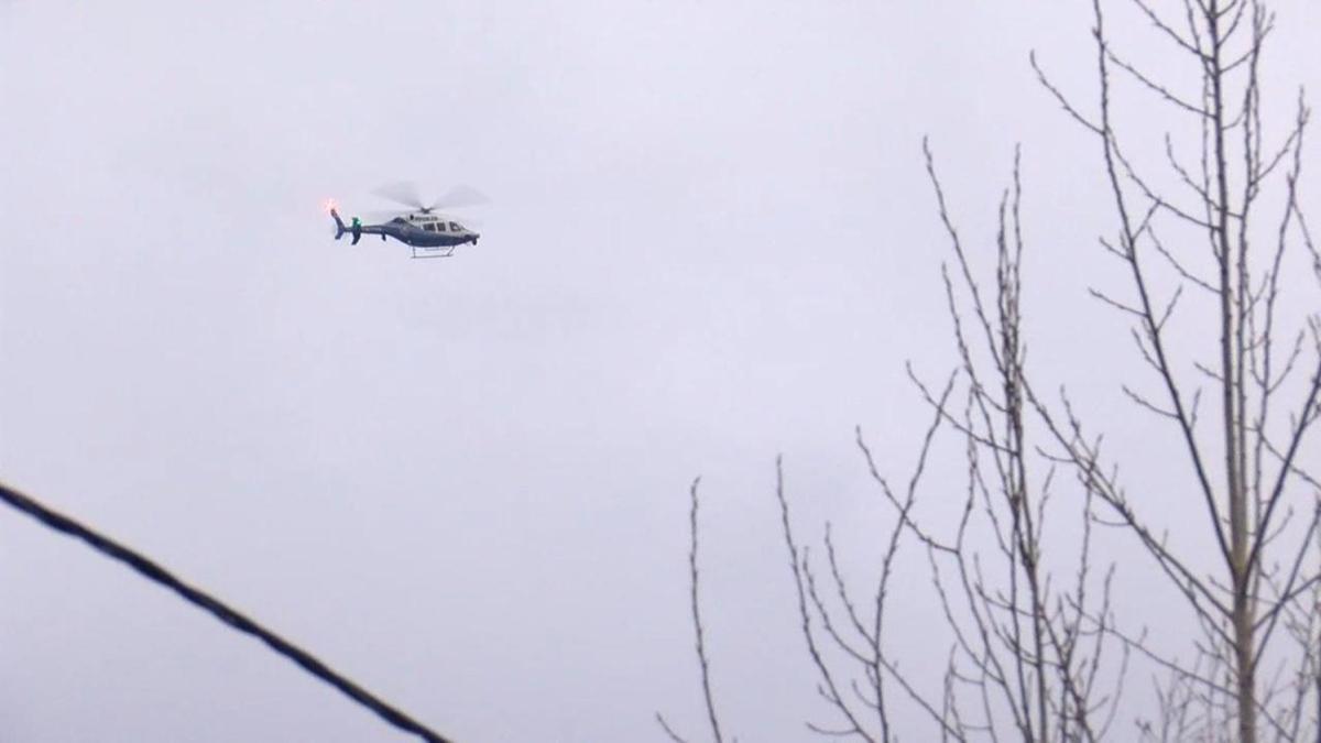 Son dakika haberleri... Beykoz'da helikopter düştü ihbarı