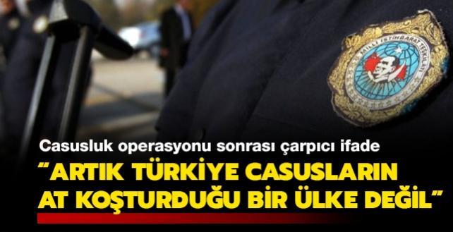 Terör ve Güvenlik Politikaları Uzmanı Başbuğ: Artık Türkiye casusların at koşturduğu bir ülke değil